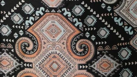 Wild Rag Pattern #149