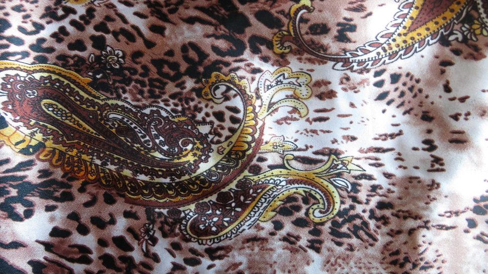 Wild Rag Pattern #120