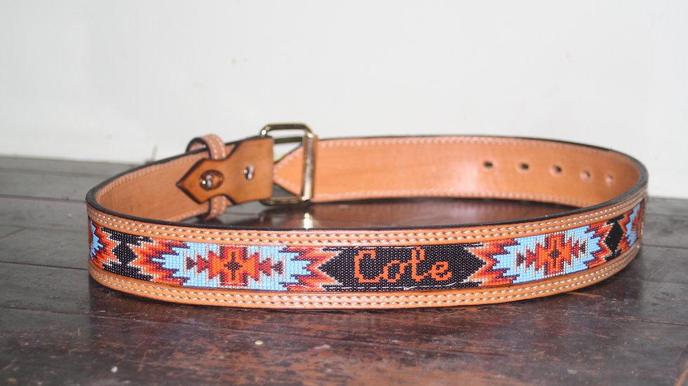 Beaded Belt Pattern #16