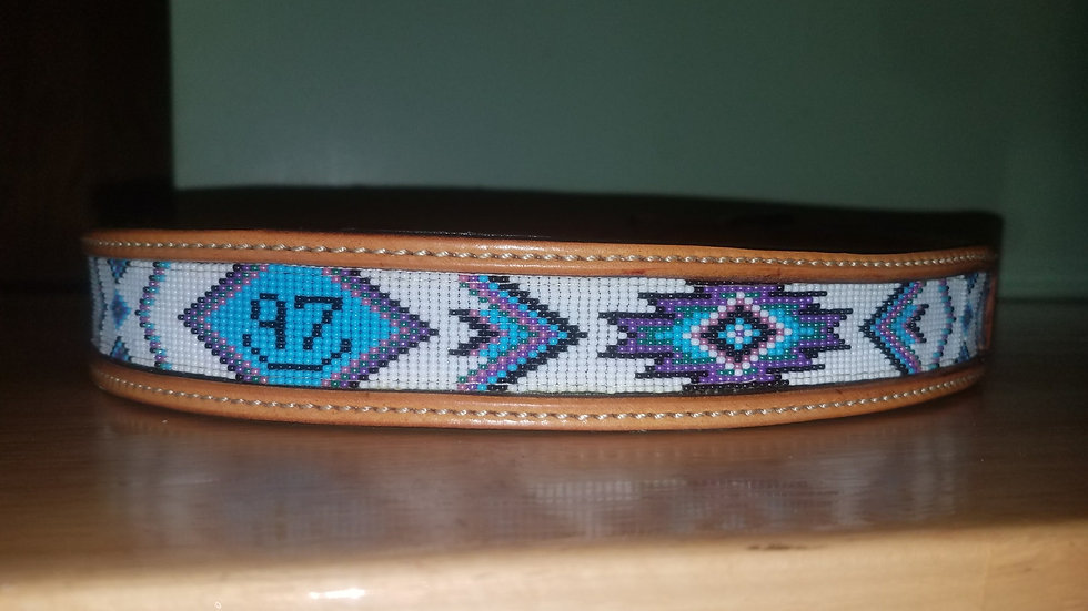 Beaded Belt Pattern #9