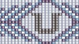 Beaded Belt Pattern #2-B