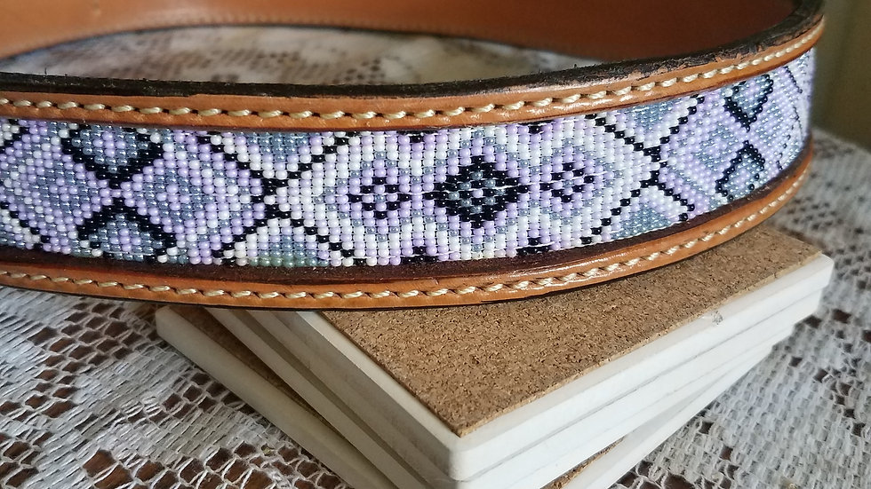 Beaded Belt Pattern #4