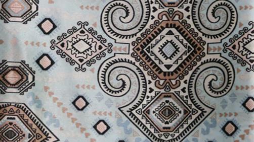 Wild Rag Pattern #144