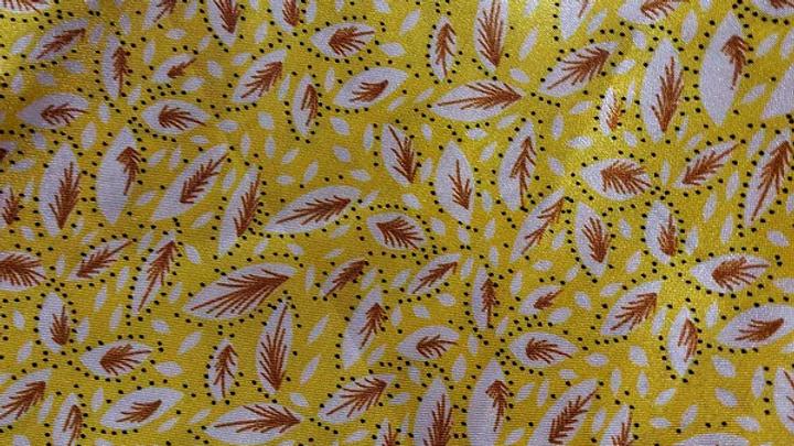 Wild Rag Pattern #109