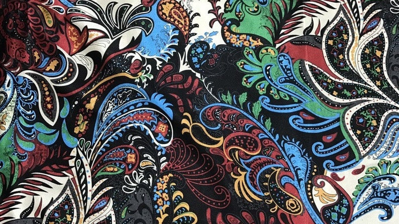 Wild Rag Pattern #80