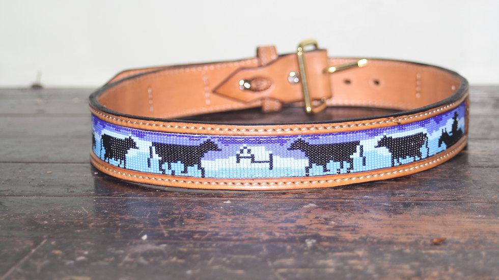 Beaded Belt Pattern #17