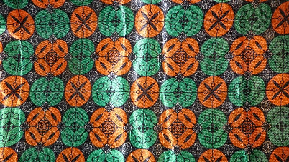 Wild Rag Pattern #132