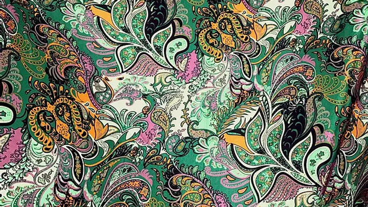 Wild Rag Pattern #143