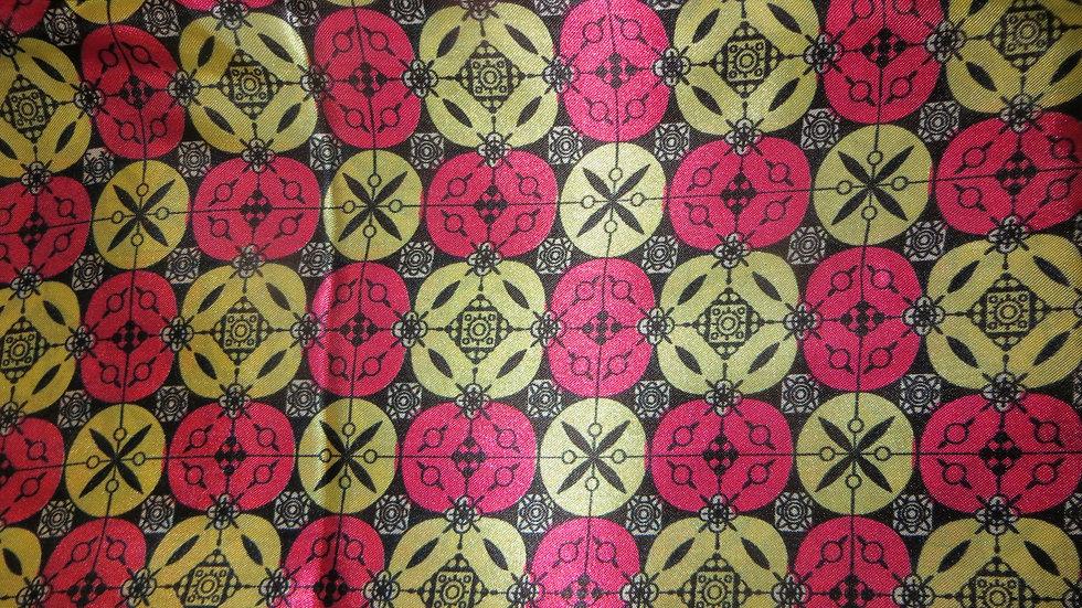 Wild Rag Pattern #117