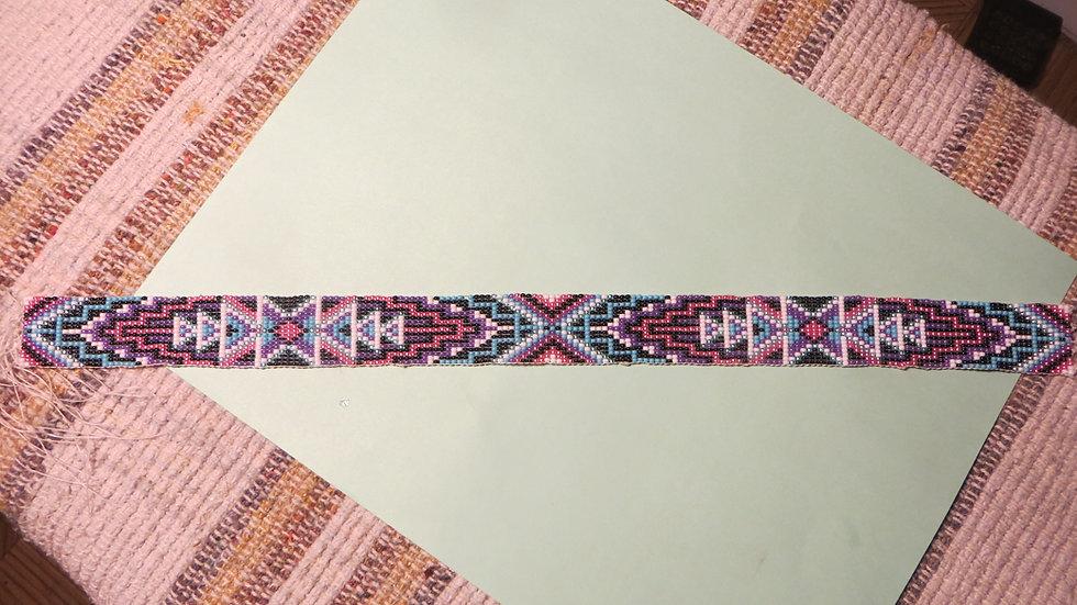 Beaded Belt Pattern #14
