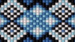 Beaded Belt Pattern #13-B
