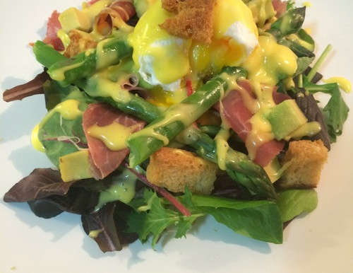 Benedict Arnold Salad