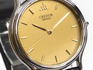 宮崎 SEIKO セイコー 買い取り グランドセイコー クレドール ブランド 腕時計買取り はNOAH(ノア)へどうぞ♪