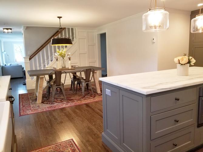 Custom Home Renovation - Glastonbury, CT