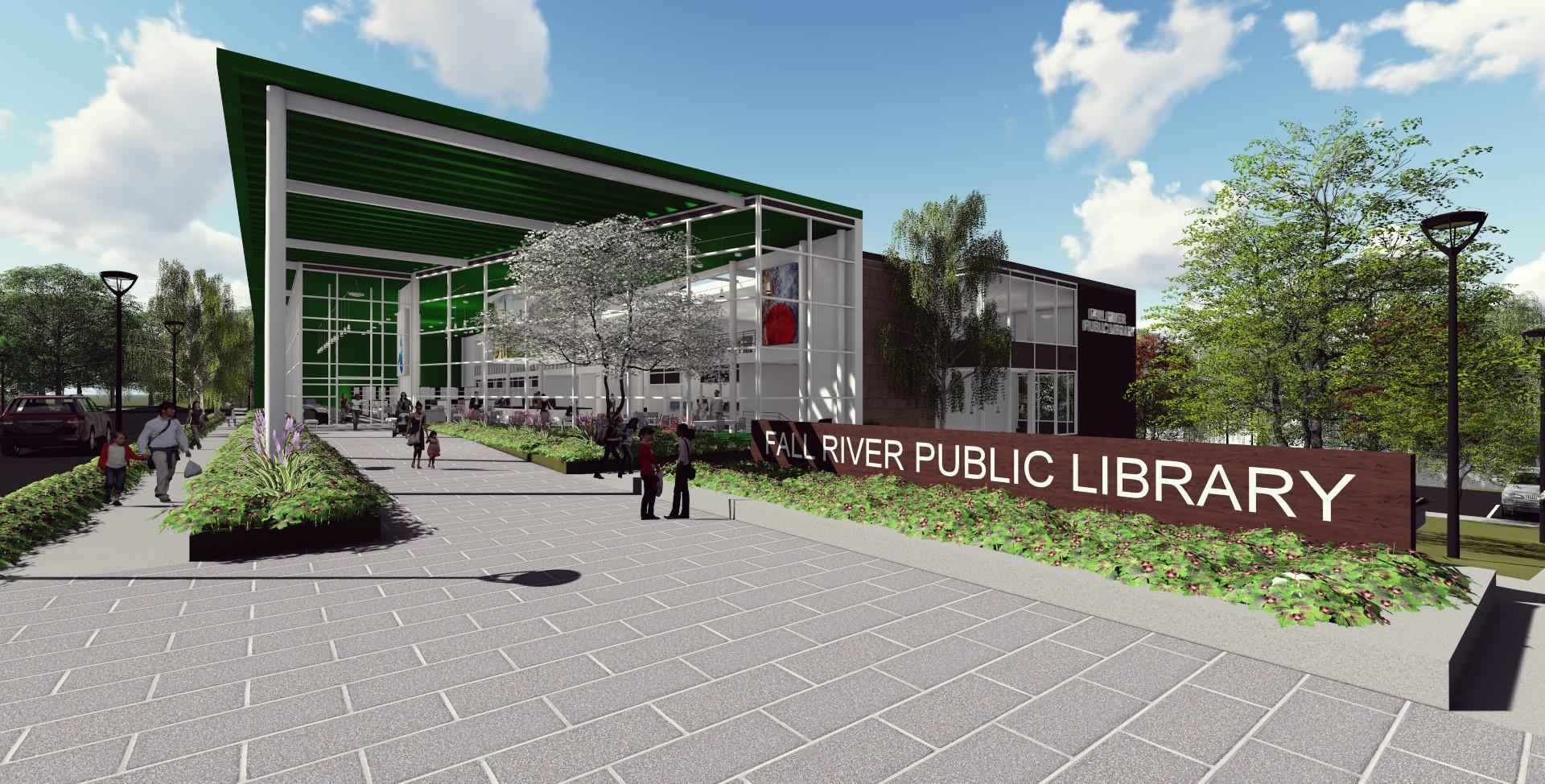 Fall River Public Library