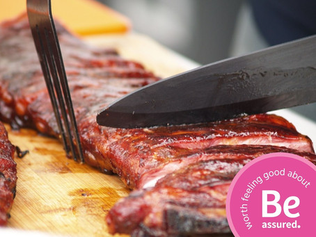Creating a world class BBQ experience in your own backyard