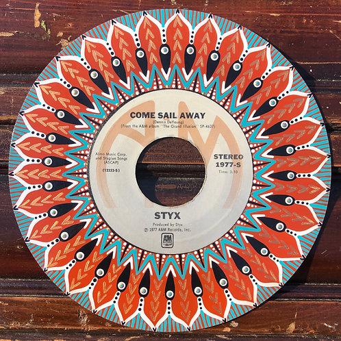 Come Sail Away (45 RPM)