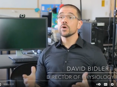 David Bidler on Physiology First