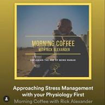 Morning Coffee Podcast with Rick Alexander