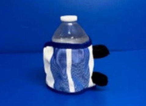 Cup Holder with Velcro