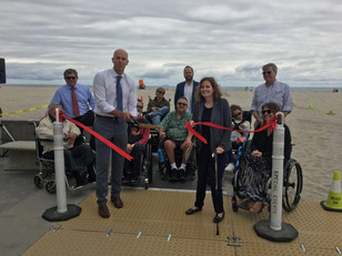 Beach Access For All is a Reality in Coronado