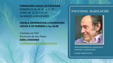 Formación anual de Focusing en Bariloche