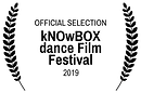 OFFICIALSELECTION-kNOwBOXdanceFilmFestiv