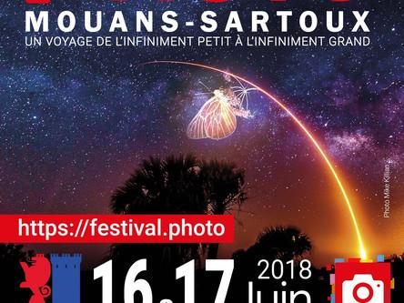 32ème FESTIVAL PHOTO DE MOUANS-SARTOUX C'EST FINI !