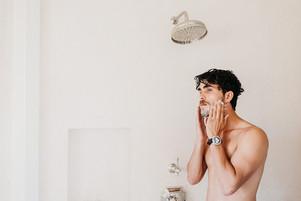 כל הטעויות שאתה עושה במקלחת