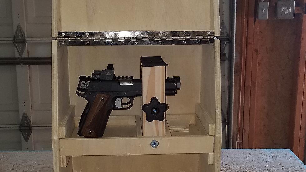 2 Gun Deluxe Pistol Box