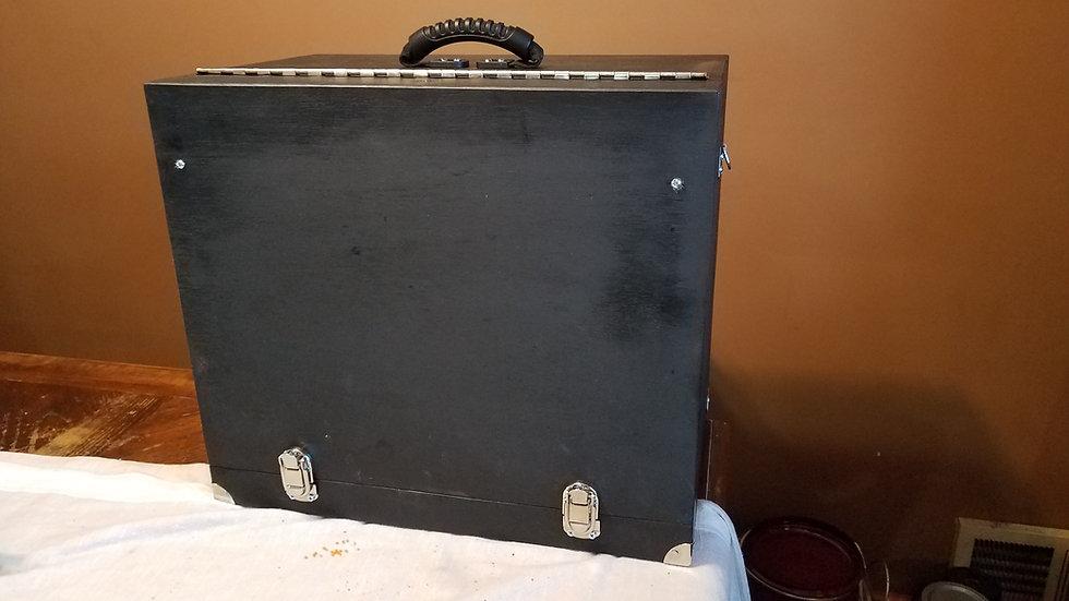 4 Gun Deluxe Pistol Box