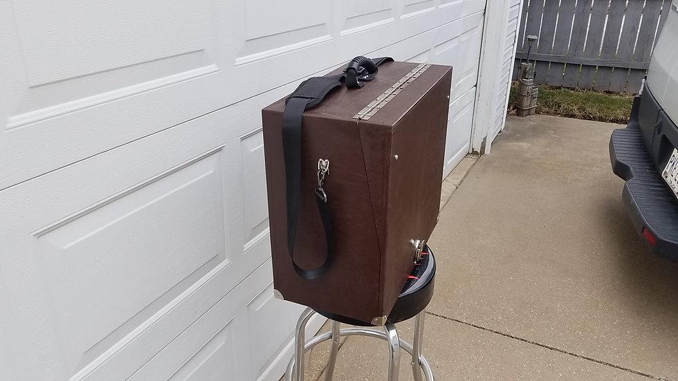 3 Gun Deluxe Pistol Box