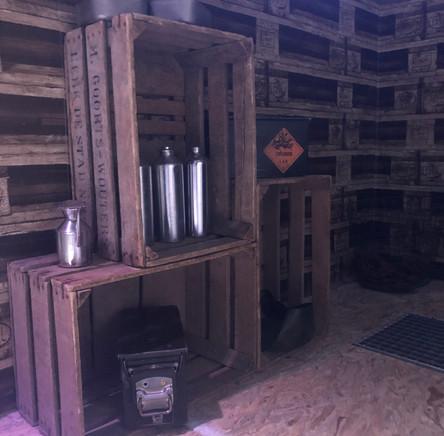 Escaperoom Breepark Vier Hoog
