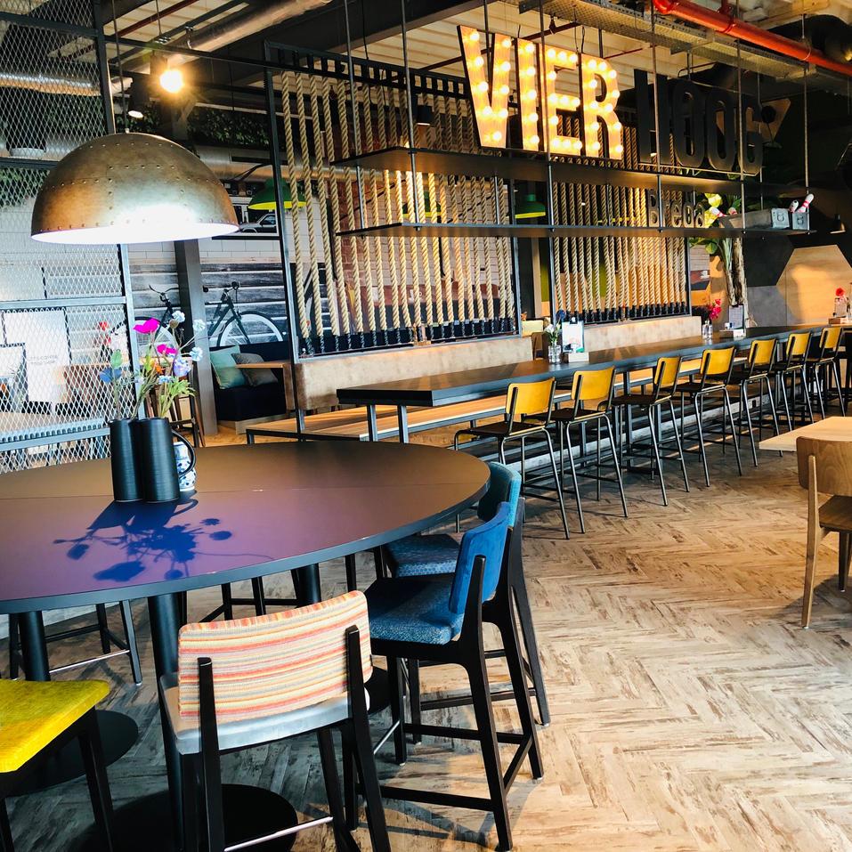 Restaurant Breepark Breda