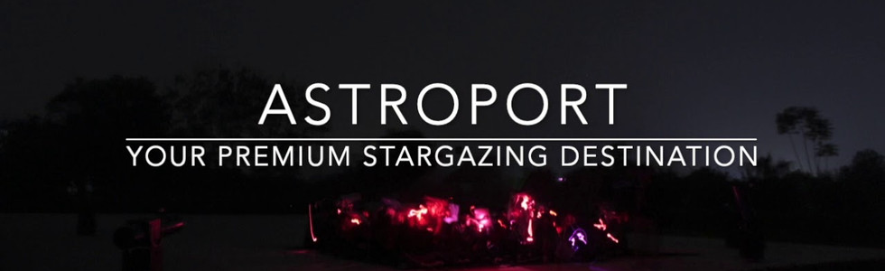 Astroport | Astronomy and Space Experience Centers