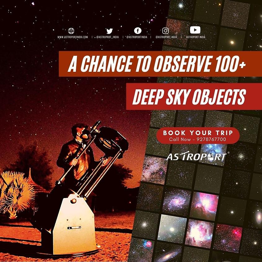 Astroport Deep Sky Challenge