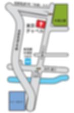 東京チャペル地図 東西線木場駅より徒歩3分