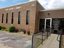 Lyon County Amex Building, IA