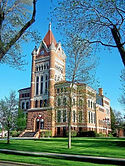 Sioux County Courthouse