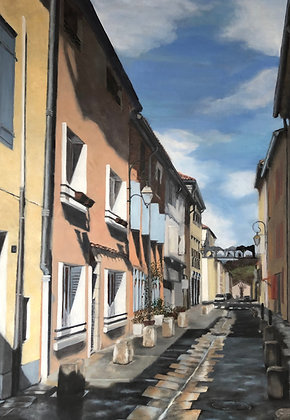 Rue Jean Fournier, Mirepoix