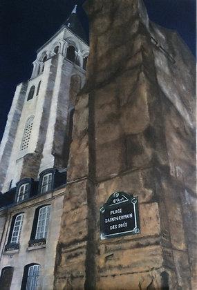 Eglise Saint Germain des Pres