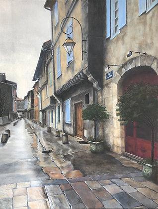 Rue Monseigeur de Cambon, Mirepoix