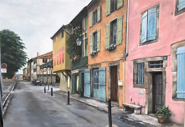 Rue du Maréchal Clauzel, Mirepoix