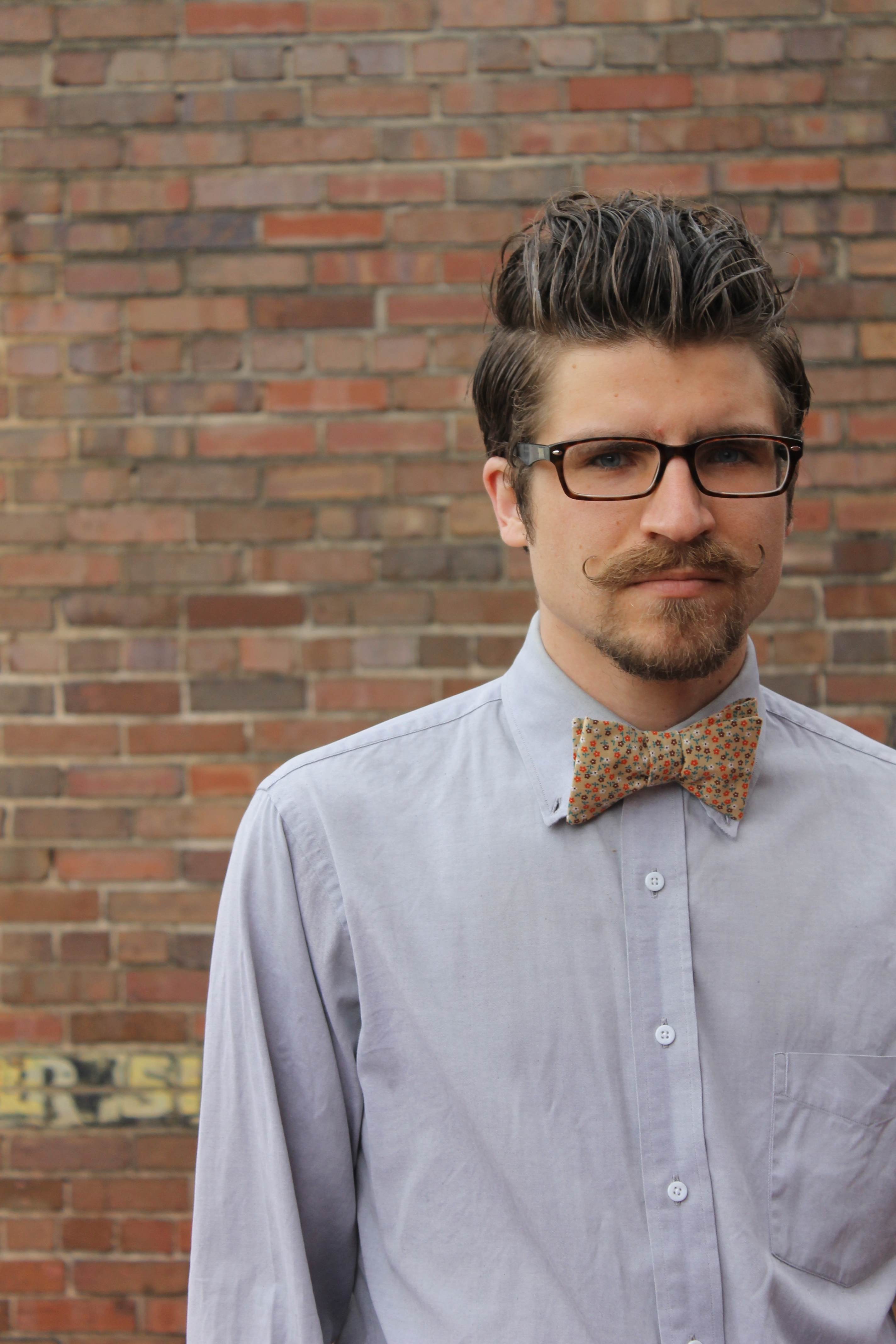 Pomp & Circumstance Bow Ties FW 2015