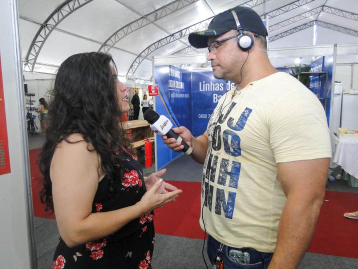 Entrevista Rádio Fama