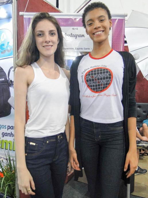 Júlia Belli e Alice Barbosa