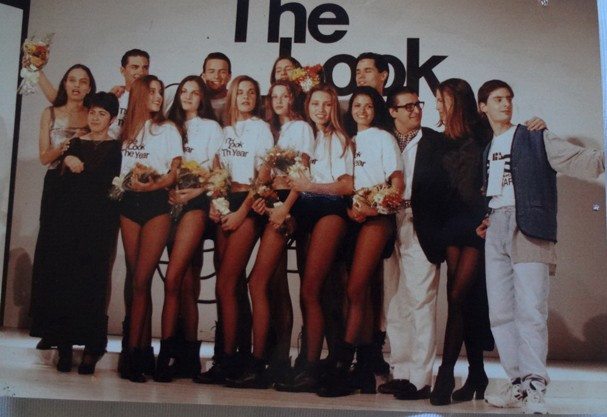 Finalistas The Look of The Year 93