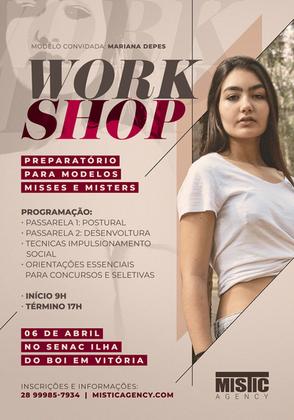 Workshop preparatório para concursos e seletivas