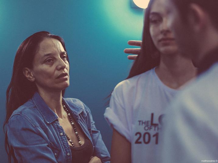 Liliana Gomes em seletiva
