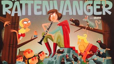 MUSICALBOOK: DE RATTENVANGER